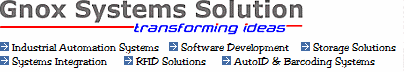 Gnox Systems Solution