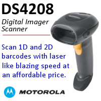 DS4208 Imager 2D Scanner