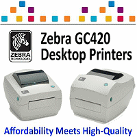 GC420 Desktop Printer