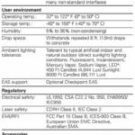 Symbol LS4208 Barcode Scanner