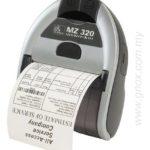 Zebra MZ 320 Mobile Printer