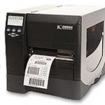 Zebra ZM600 Barcode Printer