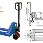 Hand Pallet Trucks – DF Series