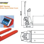 Hand Pallet Trucks – SEF Series (Weigh Scale)