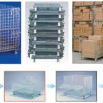 Pallet Mesh Storage System