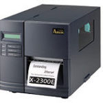 Argox X-2300E / X-2300ZE Industrial Barcode Printer