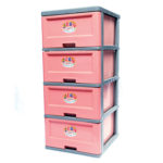Multi-tier Drawer Cabinets